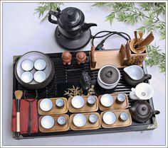 Chinese Yixing Zisha tea set tea cup tea pot kongfu tea set Dehua tea set gifts