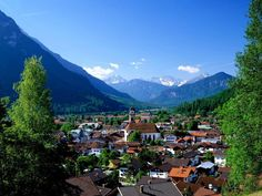 Mittenwald, Bayern, Bavaria