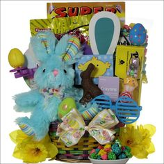 Easter basket idea use umbrellas to store easter loot see hoppin easter fun easter basket for boys ages 3 5 years old negle