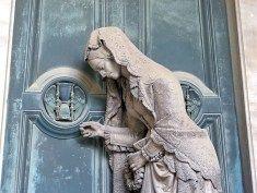Cementerio Monumental de Staglieno.  #Italia