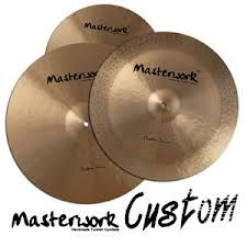 Masterwork Custom  Crash / China / Ride / Hi-Hat / Splash
