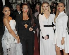 Little Mix at Glamour Women of the Year Awards on 3 June 2014