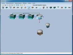 DESASS 7.1 - Simulador de Estaciones de Depuradoras de Aguas Residuales.