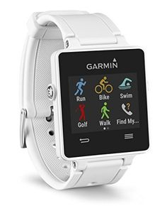 Garmin Vivoactive White - http://www.fuel-band.net/garmin-vivoactive-black/