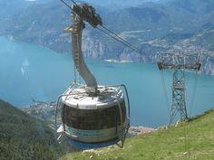 Het Gardameer in Italië: Bezienswaardigheden: Monte Baldo