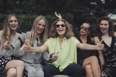 DVF Is Vintage Herself