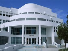 Art Deco Police Headquarters, South Beach, Miami Beach, Florida, USA