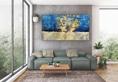 Abstract Art-Original PaintingContemporary ArtDine Room Wall image 3