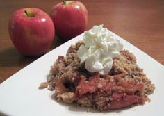 Dutch Oven Apple Crisp
