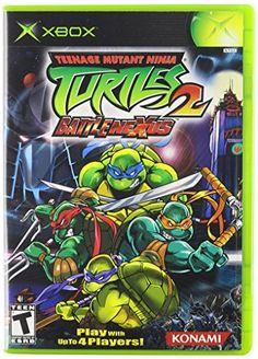 Teenage Mutant Ninja Turtles 2 Battle Nexus  Xbox ** See this great product.Note:It is affiliate link to Amazon.