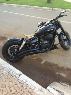 Honda Shadow 750 Bobber Black Spirit - R$ 22.950,00 Mais