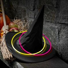 Halloween Witch's Hat Ring Toss