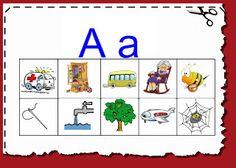 Activitats per educació especial, infantil i primària: Material Lectoescriptura P5 i cicle inicial