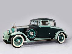 1923Rolls-Royce 20 Coupe