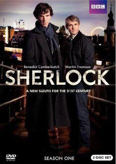 Sherlock. Buenísima adaptación y muy creíble, del famoso detective clásico al siglo XXI. No como las pelis recientes, que se cargan al personaje. Las series de la BBC cada vez lo hacen mejor, y ponen más en evidencia lo mediocres y flojas en guión que resultan muchas series americanas.