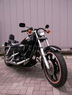 "1981 Sturgis"" Harley Davidson**"