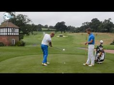 A Simple Way To Draw The Golf Ball - YouTube