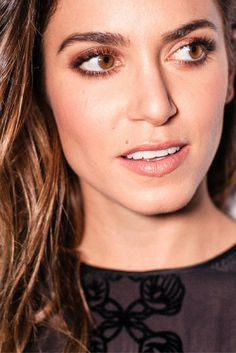 Actress Nikki Reed's going-out beauty routine