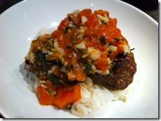 Low Carb, Gluten (and Grain) Free Spaghetti and Meatballs
