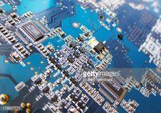 Stock Photo : Circuit Board