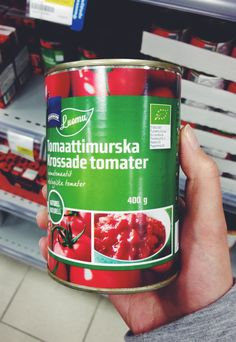 «Призма» продолжает радовать органическими товарами, выпускаемыми под собственным брендом. На упаковке — органик-маркировка «Евролист».