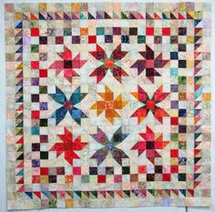 HSTeria quilt along project 3.....
