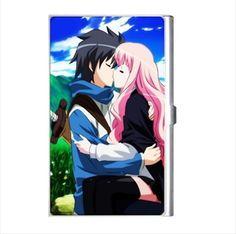 16.99$  Watch here - http://viasd.justgood.pw/vig/item.php?t=fz2ubd454472 - NEW Business Credit Card Case Anime Manga Zero no Tsukaima Princess Rondo Rare