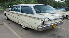 1960 Edsel Villager Station Wagon ★。☆。JpM ENTERTAINMENT ☆。★。