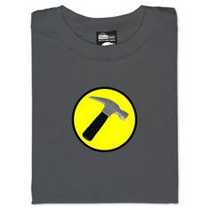 ThinkGeek :: Captain Hammer T-Shirt