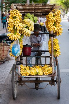 Bananas - I can see this working in Fiji