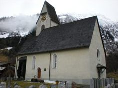 The Church in Elm, Switzerland