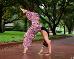 10 Yoga Poses in Buddha Pants: I Promise They'll Make You Dance - Pin now, dance in your pants later!