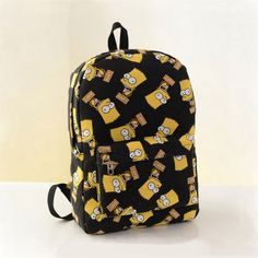 Bartman Backpack //Price: $22.99 & FREE Shipping //