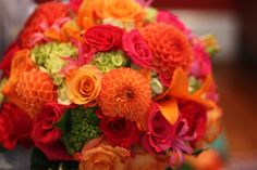 love love love this...could totally make it fall...Photo by Holly Chapple Flowers - http://thefullbouquetblog.com/