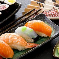 Japanische Köstlichkeiten: Sushi selber machen