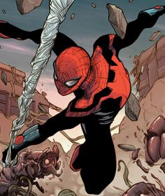 Superior Spiderman is over... The only true superior spiderman is Peter Parker