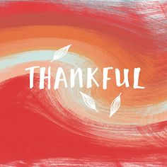 Thankful - Art By Linda Woods