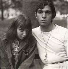 Couple, Washington Square Park, Diane Arbus