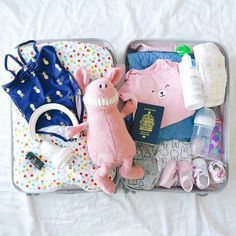 Baby's First Vacation with InCase - hellonance Millenial Pink, What To Pack, Flamingo, Vancouver, Baby Car Seats, Vacation, Bffs, Children, Travel