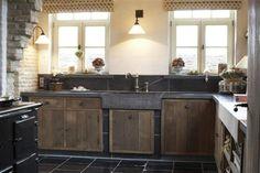 Bourgondisch Kruis - Rustieke bouwmaterialen - Realisaties - Keuken