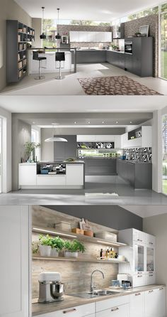 """One Kitchen. One Solution."" nobilia"