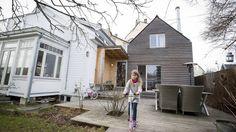 To hus i ett: Bygde 60 kvadratmeter tilbygg - fvn.no