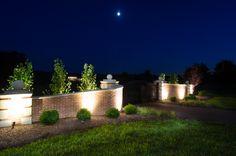 www.SharperCut.com - Davidsonville, MD; new driveway gate Driveway Gate, Entry Ways, Sidewalk, Plants, Flora, Entryway, Plant, Pavement, Curb Appeal