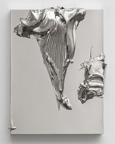 Jason Martin. Sloe | Dactyl | Pymp, 2013, cast nickel
