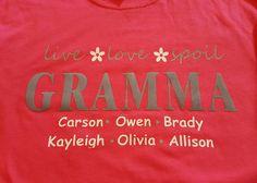 Gramma Shirt
