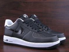 Nike Air Force 1 Low – Black/White