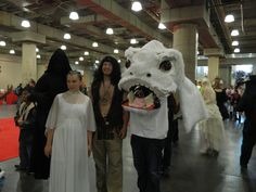 The Neverending Story Cosplay