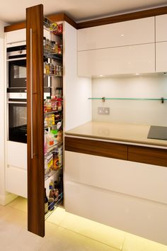 clever kitchen cabinets - Google Search