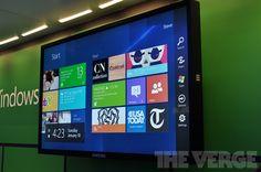Windows 8 looks like new UX smart TV