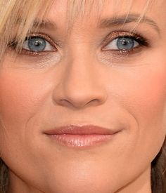 Reese Witherspoon's Nude Lips and Copper Eyes